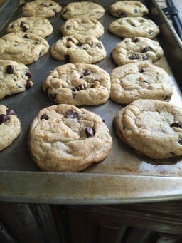 Recipe Card: Rozann's Chocolate Chip Cookies