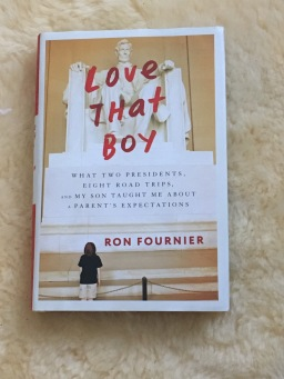 Book Report: Love That Boy
