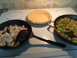 Recipe Card 🍽: Kylee's Chicken Pot Pie
