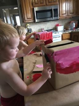 Valentine's Day Box Lessons